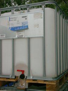 Liquid Bulk Container-IBC