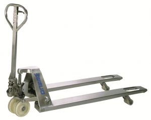 Custom and Stainless Steel Pallet Truck