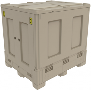Solid IBC Container