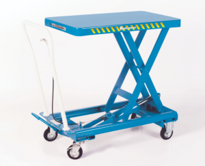 Portable Lift Tables ? Manually Actuated