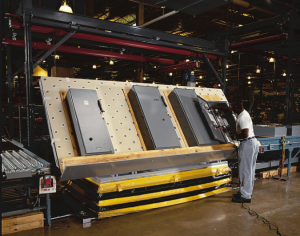 Hydraulic Tilters ? Work Positioning