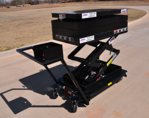 Portable Lift Tables ? Powered