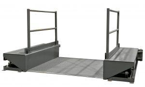 Dock Scissors Lift ? Ground Level
