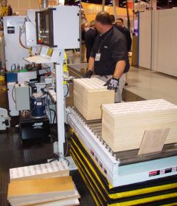 Conveyor Interface Equipment ? Indexing