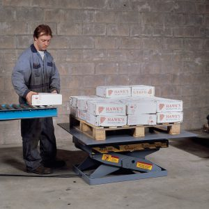 Hydraulic Scissors Tables ? Work Positioning